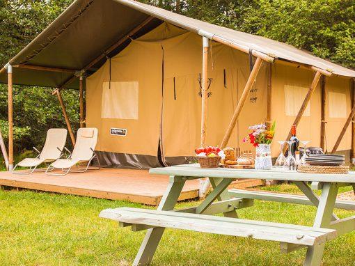 Maddle Brook Safari Tent